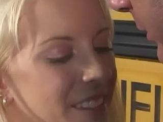 Lusty idol Jade actively fucked