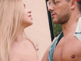 LETSDOEIT - Horny Blonde Teen Fucked By a Massive Cock (Selvaggia)